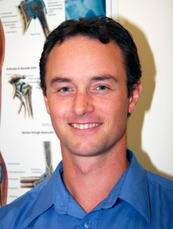 Greg McLennan : Physiotherapy